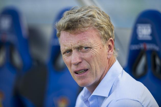 David Moyes Discusses Ed Woodward, Cesc Fabregas, More on Goals on Sunday