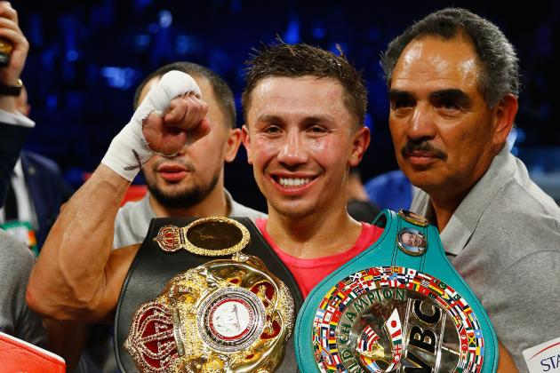 Gennady Golovkin Criticizes Floyd Mayweather's Style, Discusses Boxing Heroes