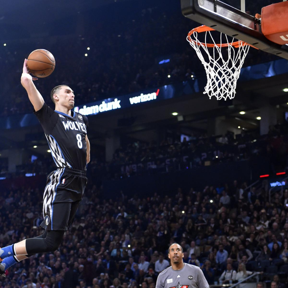 NBA Slam Dunk Contest 2016: Best Highlights And Reaction