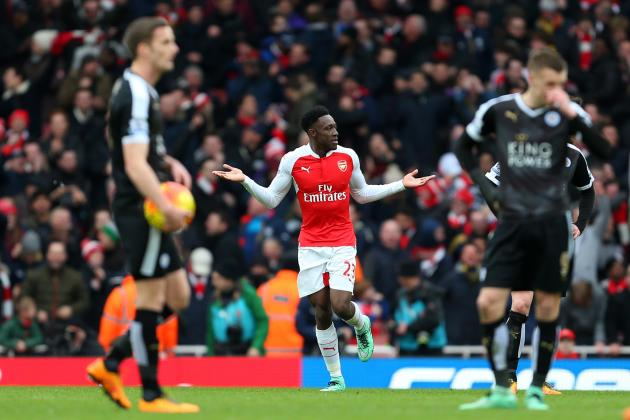 Arsenal vs. Leicester City: Score, Reaction from 2016 Premier League Game
