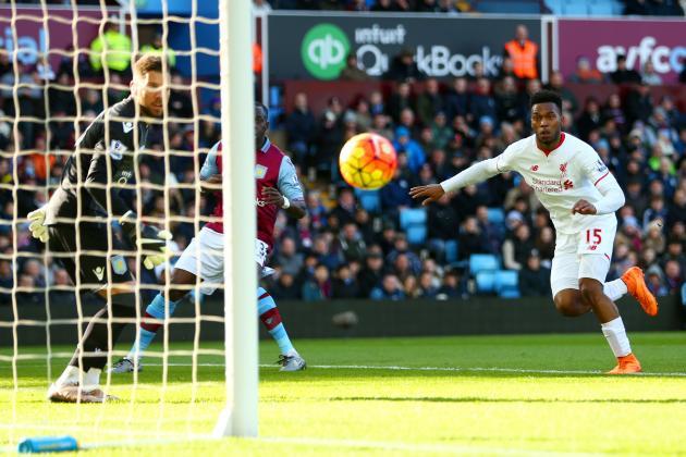 Aston Villa vs. Liverpool: Live Score, Highlights from Premier League