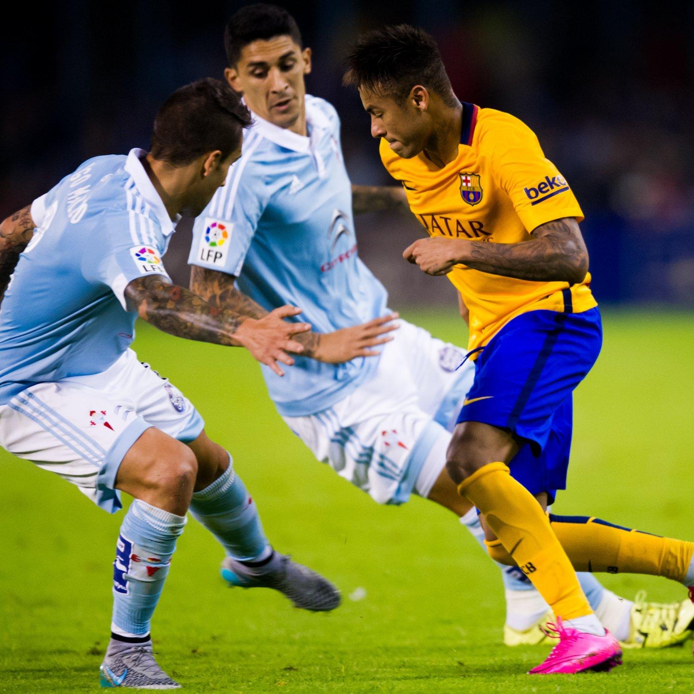 Celta Vigo Vs Barcelona Direct: Barcelona Vs. Celta Vigo: Live Score, Highlights From La