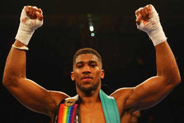 Charles Martin vs. Anthony Joshua: Fight Date Announced, Comments and Reaction