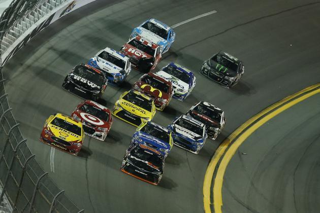 Denny Hamlin Wins Crash-Filled Sprint Unlimited, Which NASCAR Has Made Obsolete