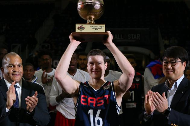 Jimmer Fredette Sets Scoring Record, Named 2016 D-League All-Star Game MVP