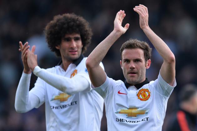 Manchester United Transfer News: Juan Mata, Marouane Fellaini Exit Rumours