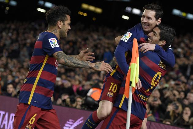 Barcelona vs. Celta Vigo: Score, Reaction from 2016 La Liga Game