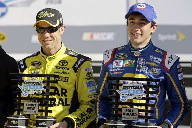 Daytona 500 Qualifying 2016: Can-Am Duels Starting Grid After Group Results