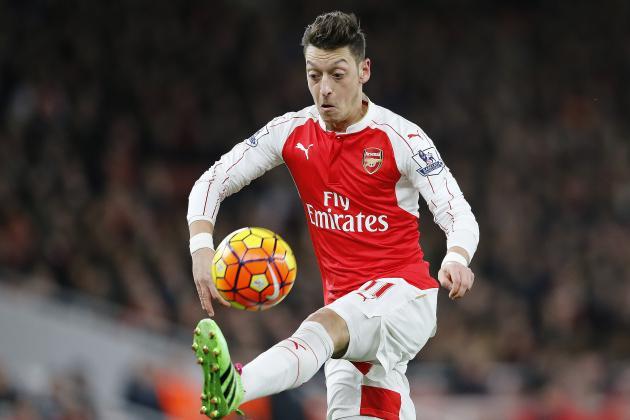 Arsenal Transfer News: Latest Mesut Ozil, N'Golo Kante Rumours