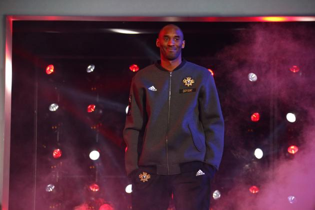 Kobe Bryant Breaks Michael Jordan's NBA All-Star Game Field-Goal-Attempts Record