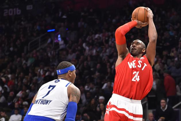 NBA All-Star Game 2016 Breaks Record for Most Points Scored