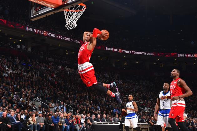 NBA All-Star Game 2016: Live Score, Highlights and Analysis