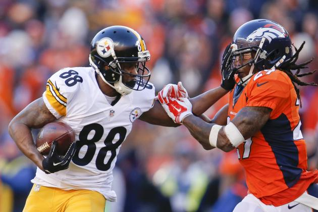 Darrius Heyward-Bey Re-Signs with Steelers: Latest Contract Details, Comments