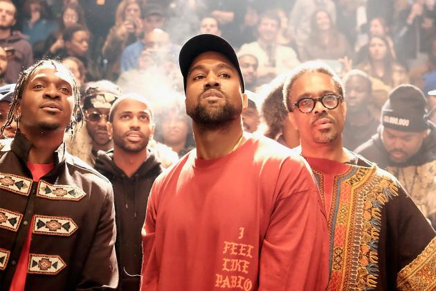 Kanye West Compares Himself to Michael Jordan and Stephen Curry