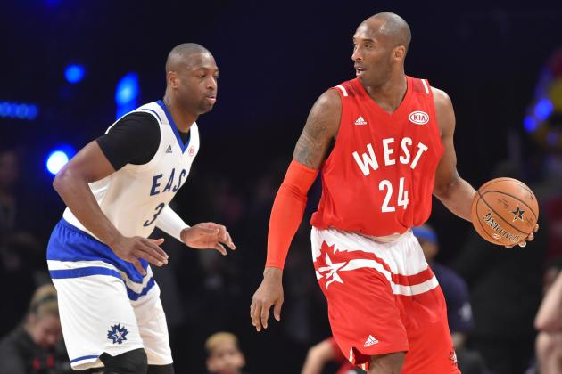 Kobe Bryant, LeBron James and More Comment on Lakers Star's Final All-Star Game