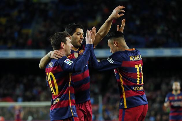 Lionel Messi, Luis Suarez Penalty Revelation Made by Neymar After Celta Vigo Win