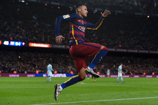 Neymar Reveals Barcelona Contract Talks Under Way, Comments on Arsenal, More