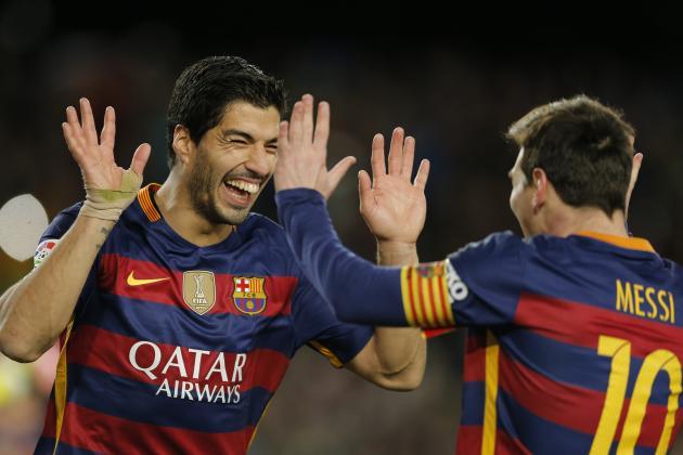 Luis Enrique, Andres Iniesta, More React to Lionel Messi, Luis Suarez Penalty