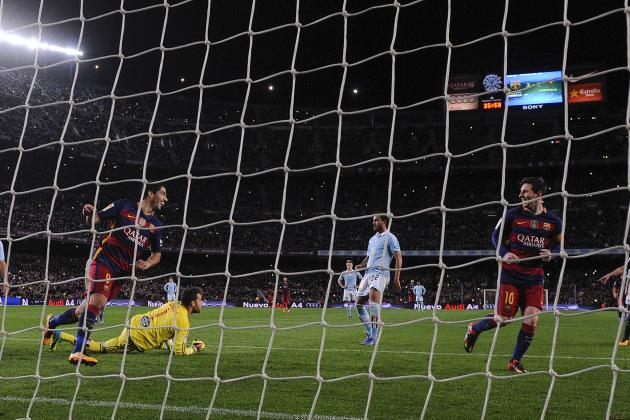 La Liga Hangover: Not the First Time Barcelona's Luis Suarez Has Divided Opinion