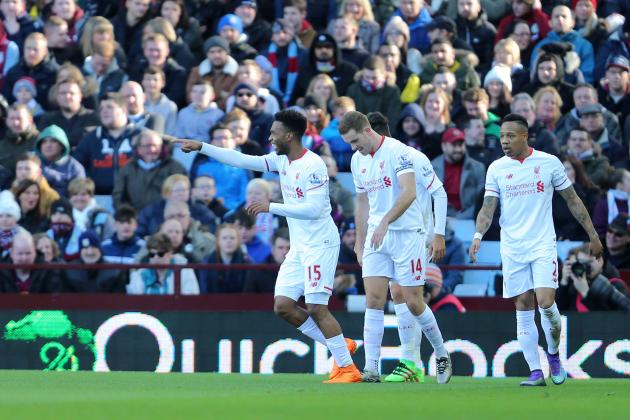 Coutinho, Firmino, Sturridge Show Quality in Liverpool's Mauling of Aston Villa