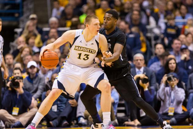 2016 NBA Draft Prospects: Breaking Down Pro Future of Marquette's Henry Ellenson