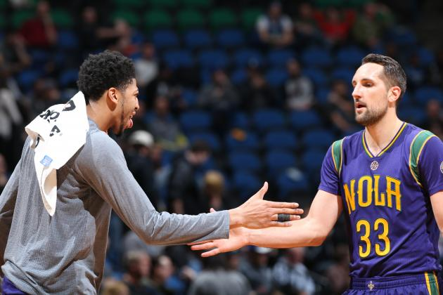 Ryan Anderson Trade Rumors: Latest News and Speculation on Pelicans PF