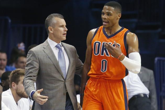 Billy Donovan Becomes 2nd Rookie Coach with 40 Wins at All-Star Break