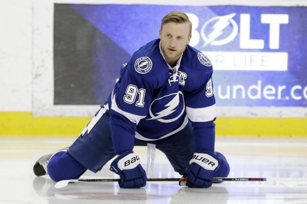 Steven Stamkos Trade Rumors: Latest News and Speculation on Lightning C
