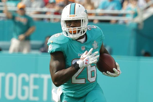 Lamar Miller Reportedly Signs with Texans