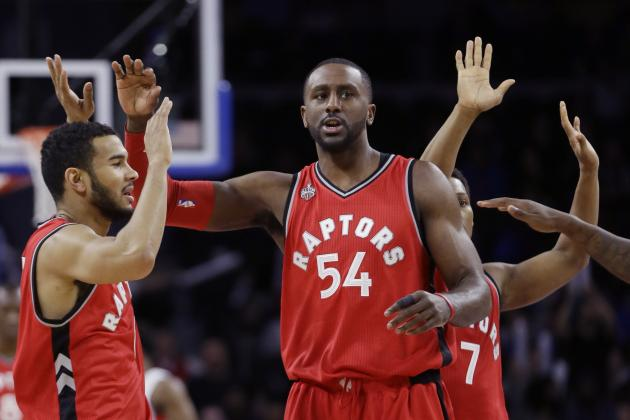 Patrick Patterson Trade Rumors: Latest News and Speculation on Raptors F