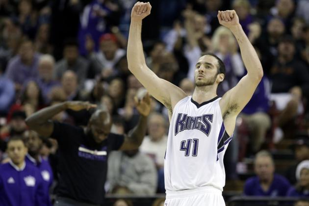 Kosta Koufos Trade Rumors: Latest News and Speculation on Kings C