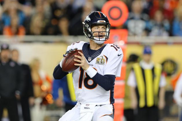 Peyton Manning Reportedly Won't Return to Broncos If He Continues Career