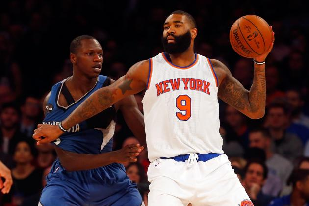 Kyle O'Quinn Trade Rumors: Latest News, Speculation on Knicks PF