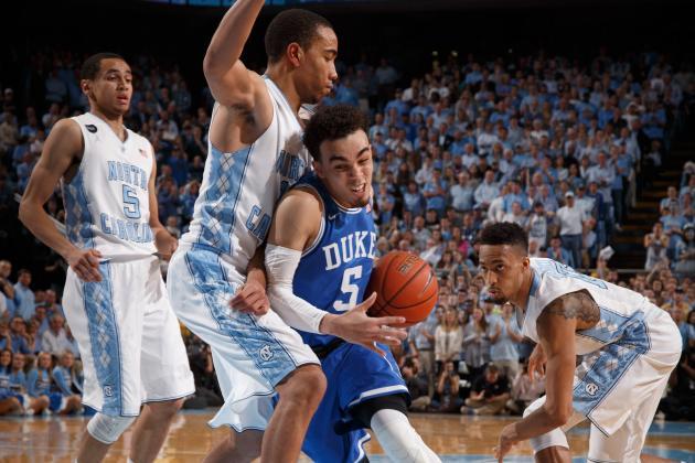 Duke vs. UNC: Start Time, Tickets, TV Schedule, Live Stream and Prediction