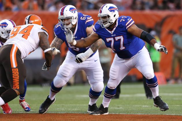 Why the Buffalo Bills Must Re-Sign Cordy Glenn, Richie Incognito