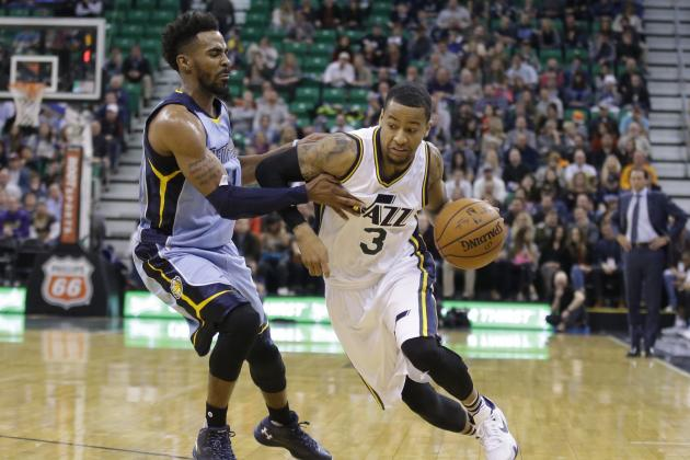 Trey Burke Trade Rumors: Latest News, Speculation on Jazz PG