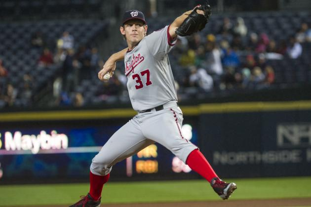 Stephen Strasburg Contract: Latest News, Rumors on Negotiations with Nationals