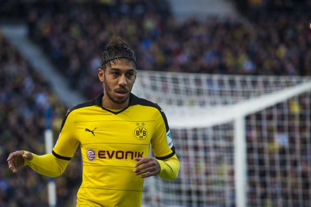 Manchester United Transfer News: Huge Pierre-Emerick Aubameyang Rumours