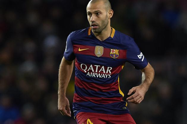 Barcelona Fans Set Up Petition Asking for Javier Mascherano to Take a Penalty