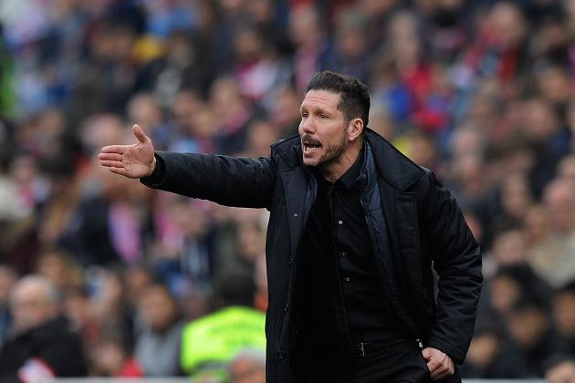 Diego Simeone Rumours: Latest News, Speculation on Atletico Madrid Manager