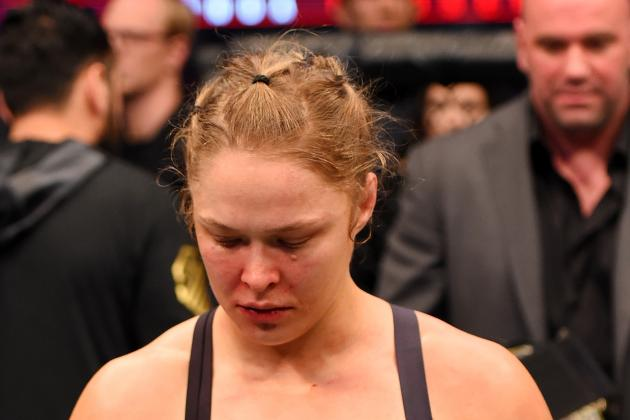 Ronda Rousey Reveals She Had Suicidal Thoughts After Holly Holm Loss