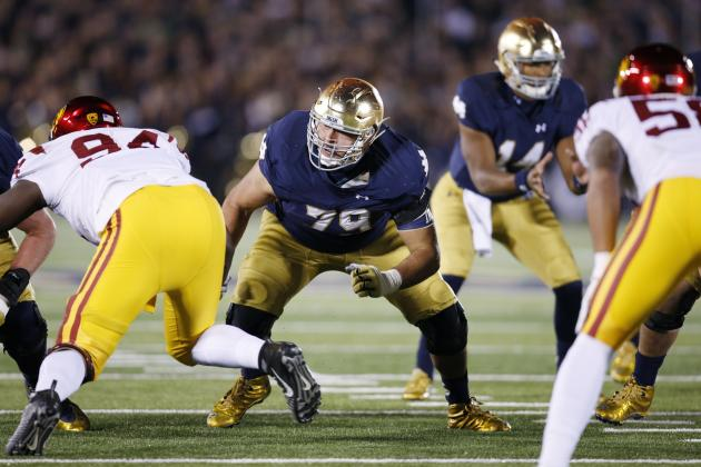 Notre Dame Football: Impact of Steve Elmer's Early Departure from the Irish