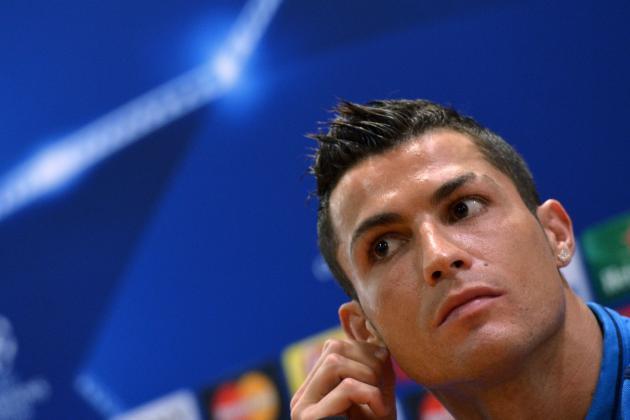 Cristiano Ronaldo Talks Lionel Messi, Neymar, Luis Suarez in Real Madrid Presser