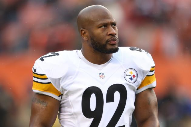 James Harrison: Latest News, Rumors and Speculation on Steelers LB's Future