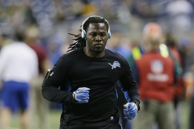 Joique Bell Released by Lions: Latest Details, Comments and Reaction