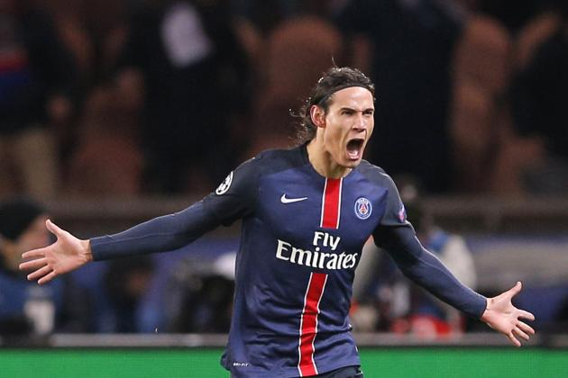 Manchester United Transfer News: Edinson Cavani's Father Wants Red Devils Move