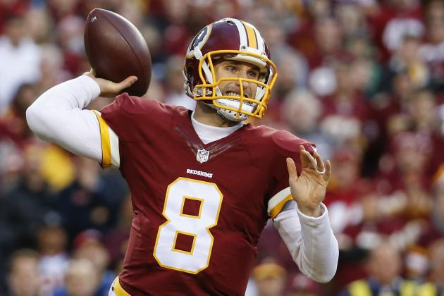 Kirk Cousins Guaranteed to Be Overpaid in 2016 NFL Free Agency