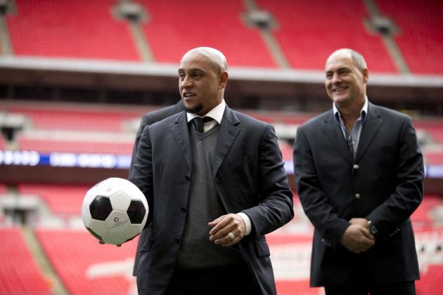 Roberto Carlos Discusses Lionel Messi Penalty, Neymar, Copa del Rey Final, More