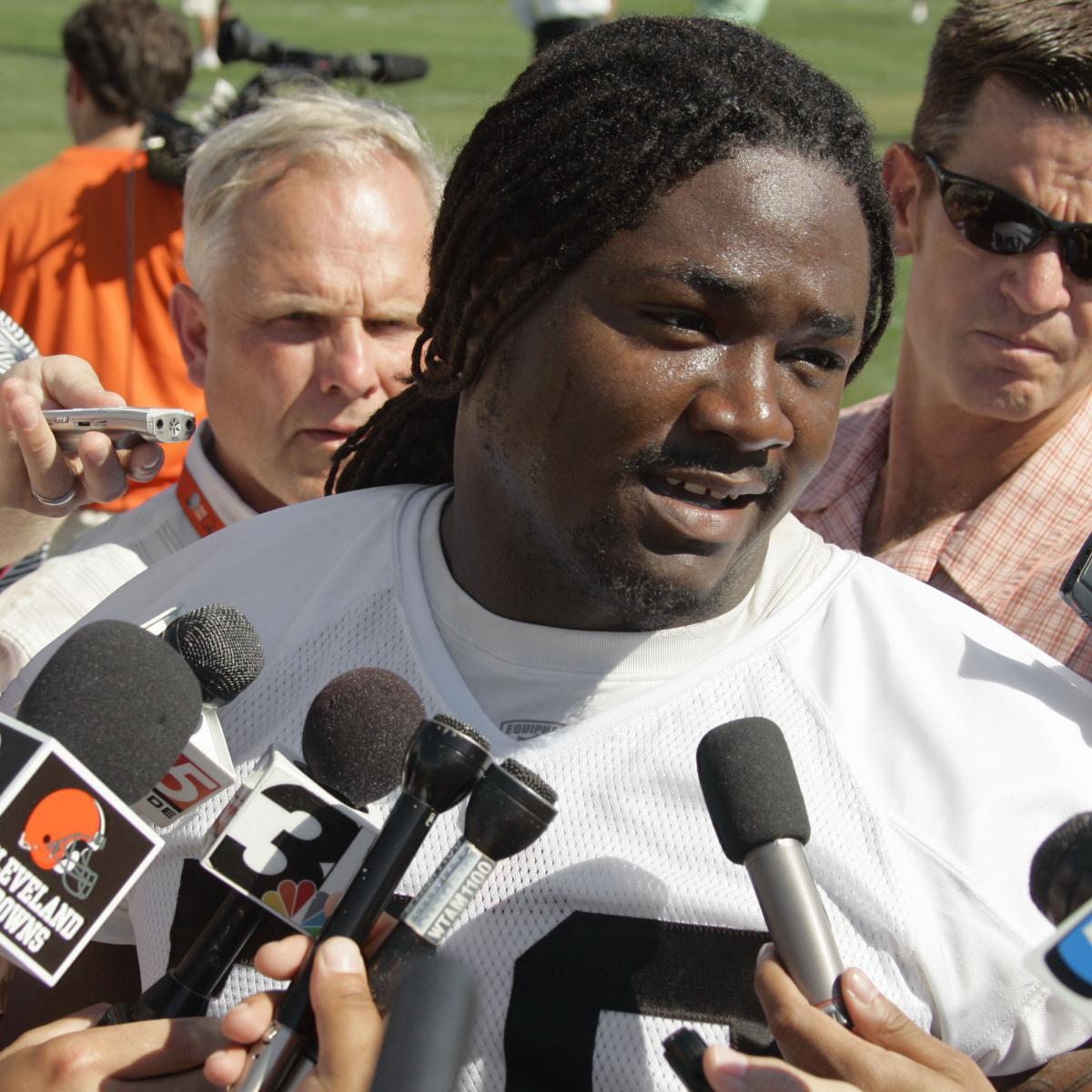 Alonzo Ephraim, Former Alabama Football Player, Arrested ...