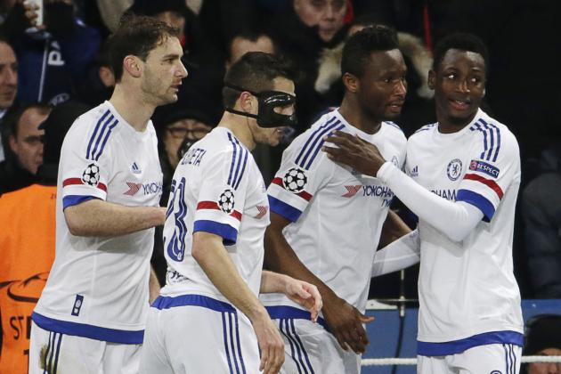 Chelsea Should Be Feeling Buoyed Despite UCL Defeat to Paris Saint-Germain